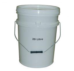 20 Litre Bucket & Lid