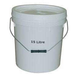 15 Litre Bucket & Lid