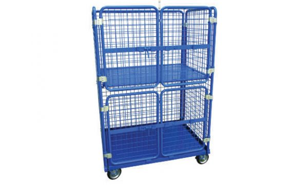 Full Height Goods Trolley 3