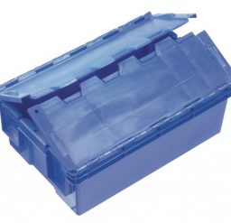 30 Litre Hinged Lid Security Crate