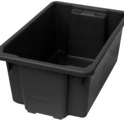 52L Black Recycled TUFFTOTE