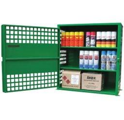 108 Can Aerosol Storage Cabinet