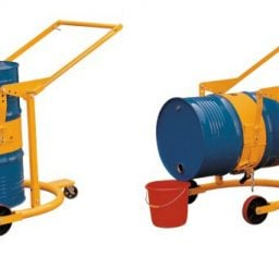 Drum Carrier Rotator