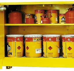 160L Wide PS Range Safety Cabinet