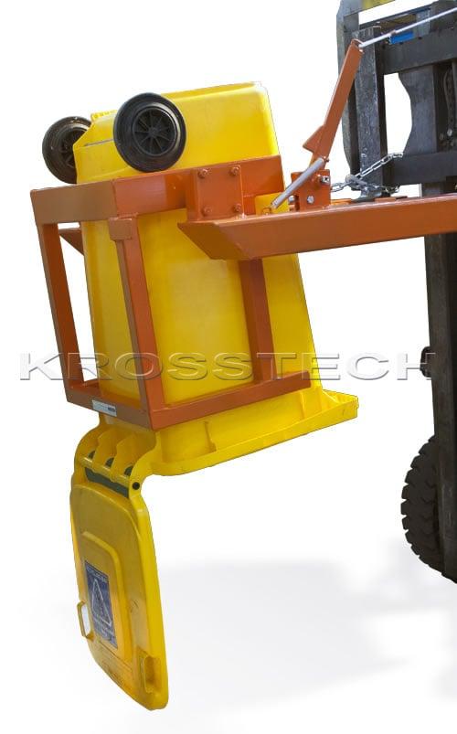 Wheelie Bin/Drum Tipper 3