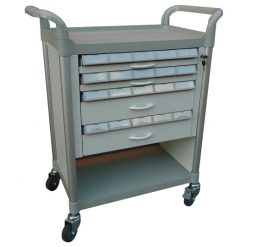 Modular Trolley (small compartment drawers)