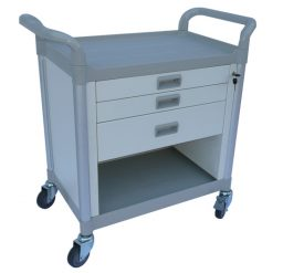 Modular Trolley (3 x wide drawers)