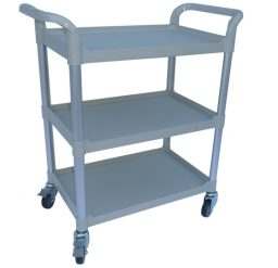 Modular Trolley (3 shelves)