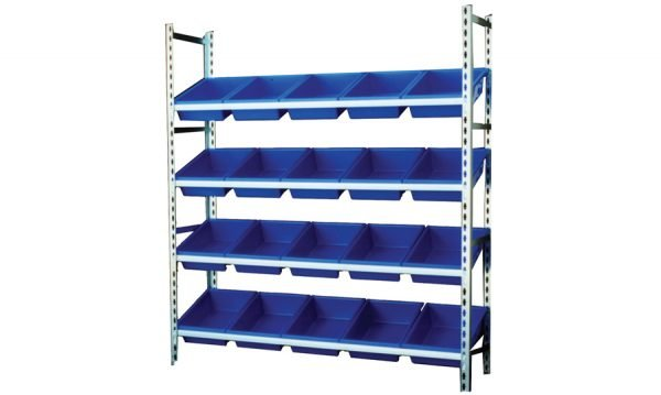 STACKRACK with 20 – 13.5L TUFFTOTES 2