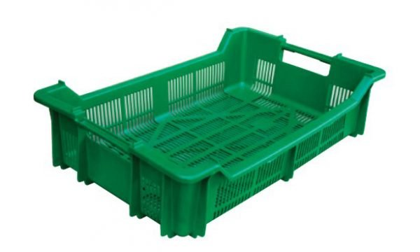 Strawberry Crate - Vented sides & base 3