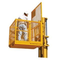 Safety Work Platform Cage