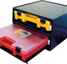 Ezi Pak Carry Case Module Frame with 2 carry cases included
