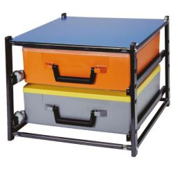 Rola Case complete kit with 2 cases