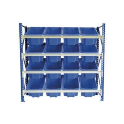 STACKRACK with 16 - 52L TUFFTOTES 3