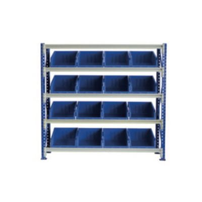 STACKRACK with Stack N Hang Bins 2