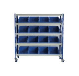STACKRACK with Stack N Hang Bins