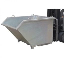 Self Dumping Tipping Bin – 1250L