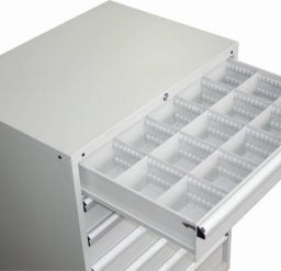 7 Drawer Cabinet – 1200mm High