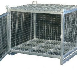 Security Cage – Mesh Skin