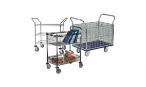 Mesh Trolleys