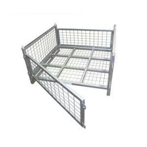 Mesh Base Pallet Cages