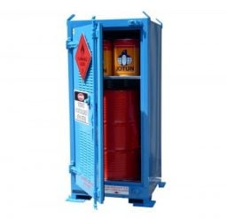 250L Outdoor Flammable Liquids Cabinet – Mini Series