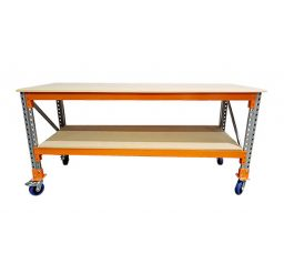 Heavy Duty Workbench Castor Kit