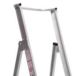 Mobile Platform Ladder