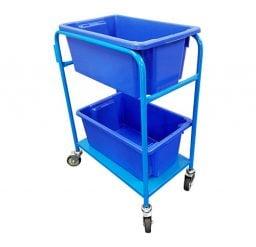 Order Picking Trolley – Single Tub