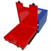 Ezi Pak Carry Case Module Frame with 2 carry cases included | ezi pak carry case module frame with 2 carry cases included
