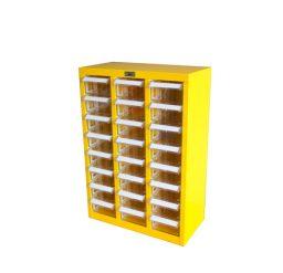 24  drawer cabinet