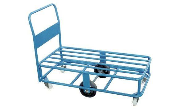 High Deck Platform Trolley | High Deck Platform Trolley