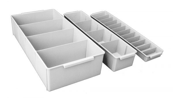 600 Series Parts Trays 3