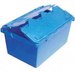 75 Litre Hinged Lid Security Crate