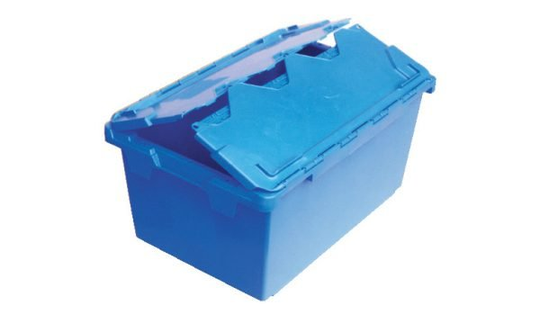 75 Litre Hinged Lid Security Crate | 75 Litre Hinged Lid Security Crate