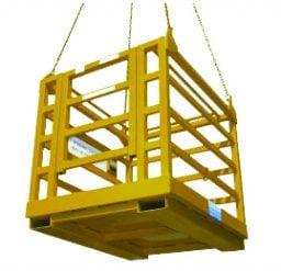 Crane Work Platform Cages
