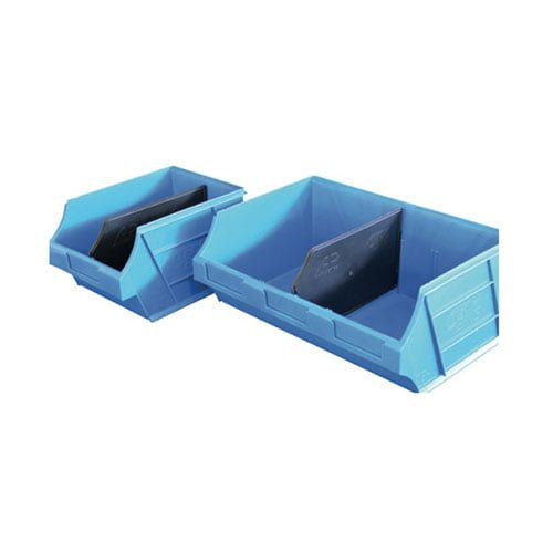 Divider (Black) to Suit 6 and 12 Litre Bins | divider to suit df4014 & df4015