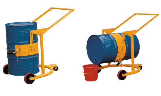 Drum Carrier Rotator 3
