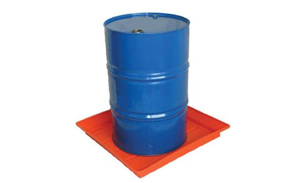 Single Drum Splash Tray 3