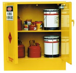 160L SC Range Safety Cabinet