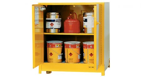 250L Wide PS Range Safety Cabinet