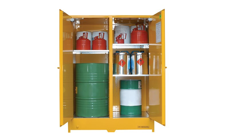 Large Capacity Flammable Liquids Cabinets