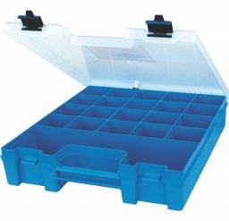 Ezi Pak Carry Case Clear Lid