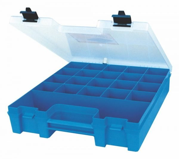 Ezi Pak Carry Case Clear Lid 3