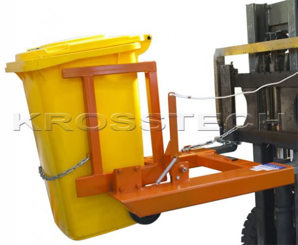 Wheelie Bin/Drum Tipper | wheelie bin drum tipper