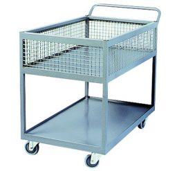 Half Basket Trolley
