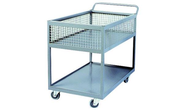 Half Basket Trolley | Half Basket Trolley