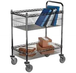 Mail Basket Trolley
