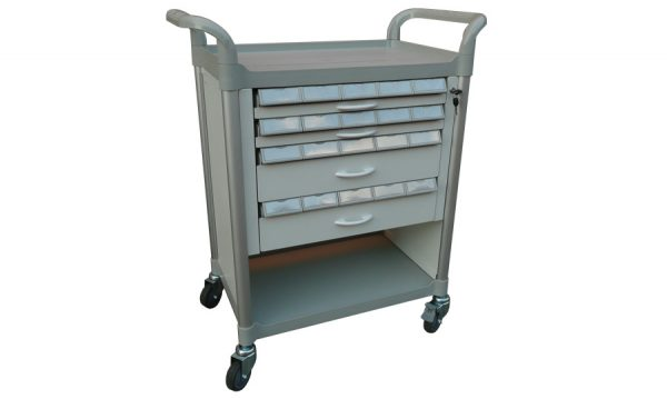 Modular Trolley - Small Compartment Drawers | Modular Trolley (small compartment drawers)