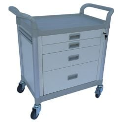 Modular Trolley (4 x wide drawers)